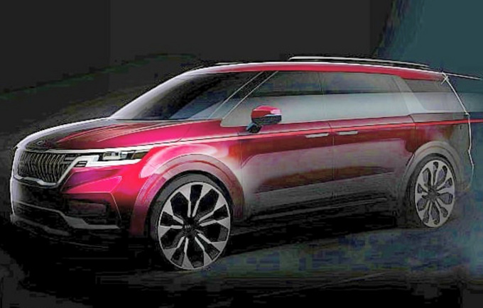 要挑战新一代丰田塞纳这款起亚全新MPV够格么?